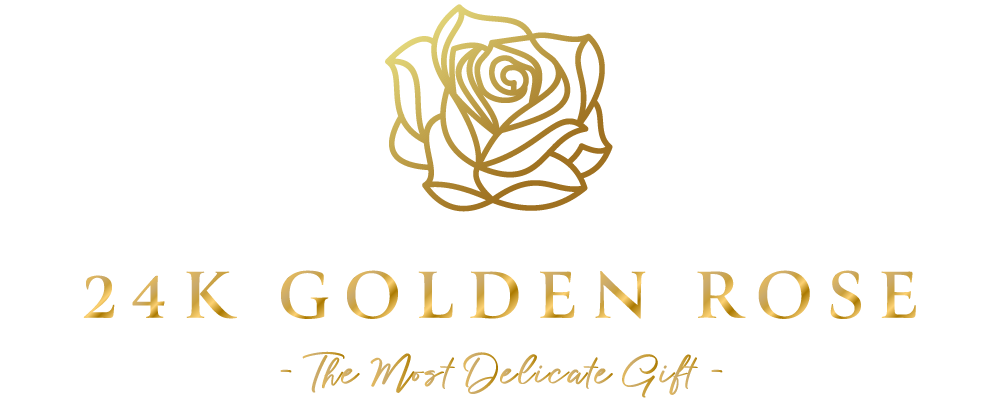 24k Golden Rose Official🌹 The Most Delicate Gift✨